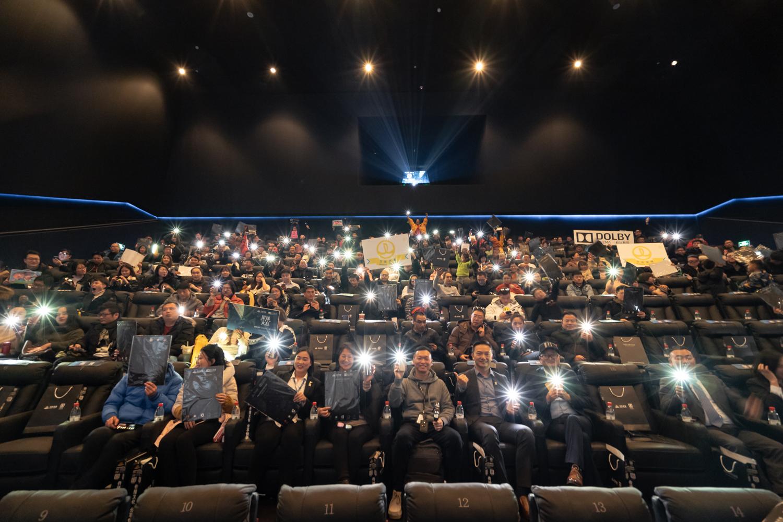 郑州影迷的福音——河南首家杜比影院亮相郑州万达影城公园茂店